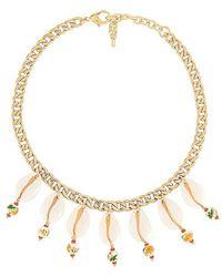 Joolz by Martha Calvo Aloha Necklace - Metallic