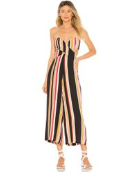 House of Harlow 1960 - X Revolve Joelle Jumpsuit In Red - Lyst