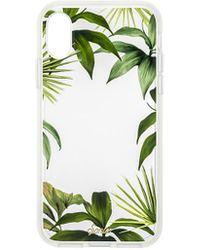 Sonix Coque Pour Iphone Tasmania Photo - Vert
