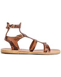 Ancient Greek Sandals - Stephanie ストラップサンダル - Lyst