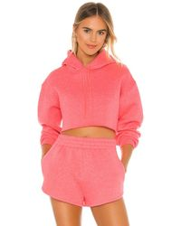 Lovers + Friends Zest Hoodie - Pink