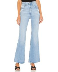 Levi's 70s High Rise Flare Jean - Blue