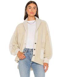 Free People Jordan Jacket - White