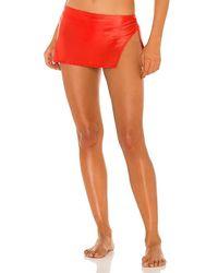 Frankie's Bikinis X Revolve Marty Skirt - Red