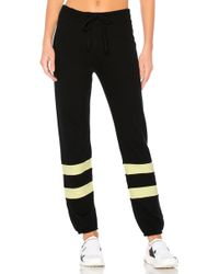 Year Of Ours - Varsity Sweatpants In Black - Lyst