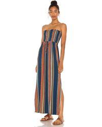 Chaser ドレス - ブルー
