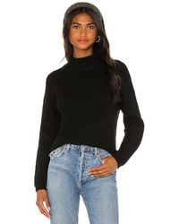 Cupcakes And Cashmere Griffith Jumper - Black