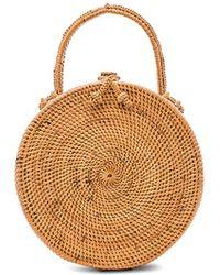 ellen & james - Lou Basket Bag - Lyst