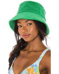 Lack of Color Wave Bucket Hat - Grün
