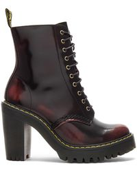 Dr. Martens Kendra Boot - Rot