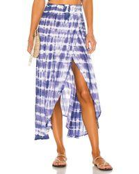 Tiare Hawaii Seminyak Skirt - Blue