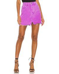 GRLFRND Milla スカート. Size 27. - マルチカラー
