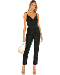 Cupcakes And Cashmere Budapest Jumpsuit - Green