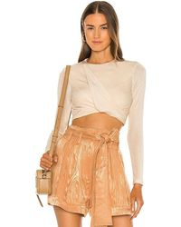 Significant Other Evelyn Top - Natural