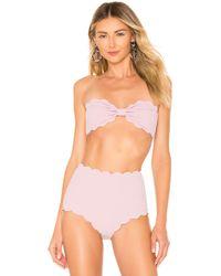Marysia Swim - Antibes Top In Lavender - Lyst