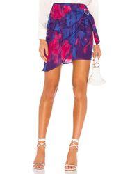 MAJORELLE Hoover Mini Skirt - Multicolor