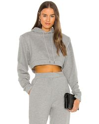 Michael Costello - Cropped パーカー - Lyst