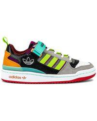 adidas Originals Кроссовки Forum В Цвете Sonic Fuchsia Pink Tint & Acid Mint - Многоцветный