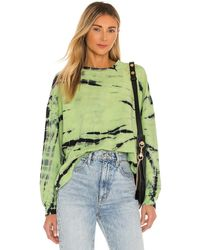 Electric and Rose Neil Sweatshirt - Green
