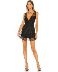 Lovers + Friends Laken Mini Dress - Black