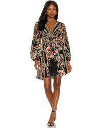 Camilla ドレス - ブラック