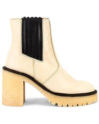 Free People James Chelsea Boot - White