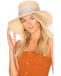Hat Attack Lampshade Hat - Natur