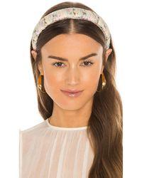 Loeffler Randall Marina Headband - Multicolor