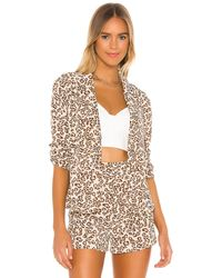 L'academie The Thierry Blouse - Brown