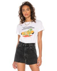 RE/DONE Desert Oasis Tシャツ - ホワイト