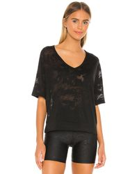 Varley Marr Tシャツ - ブラック