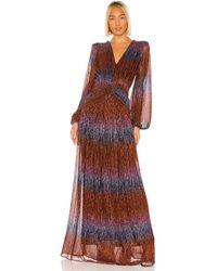 PATBO ドレス - レッド