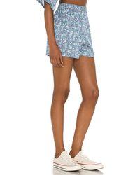 Frankie's Bikinis Shorts boxer fifi - Azul