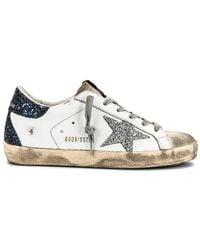 Golden Goose Deluxe Brand Кроссовки Superstar В Цвете Белый & Черный