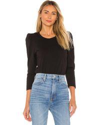 A.L.C. Karlie Tシャツ - ブラック