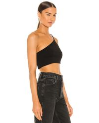 Nbd Kayla Crop Top - Black
