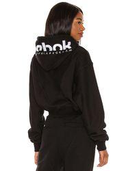 Reebok X Victoria Beckham スウェットシャツ - ブラック