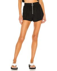 h:ours Carmelo Shorts - Black