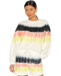 Electric and Rose Betty Sweatshirt - White