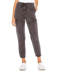 Young Fabulous & Broke Harrisson Pant - Black