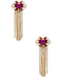 Anton Heunis - Cascade Cluster Earrings - Lyst