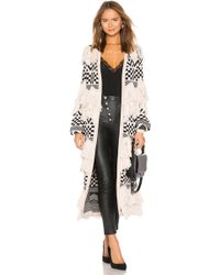 House of Harlow 1960 - X Revolve Ash Duster - Lyst