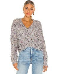 Cupcakes And Cashmere Carlisle Jumper - Grey
