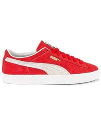 Puma Select Suede - Red