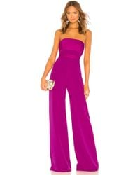 MILLY - Brooke Jumpsuit - Lyst