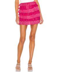 Tularosa Maelie Skirt - Pink