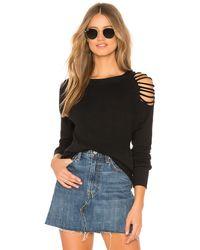 Lamade Easton Slash Sweatshirt - Black