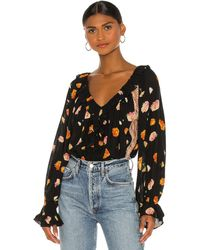 Free People - Poppy ボディスーツ - Lyst