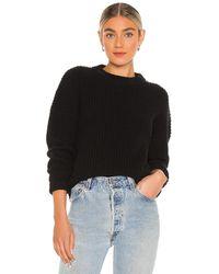 Callahan セーター - ブラック