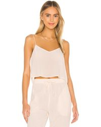 Acacia Swimwear Liv タンクトップ - ホワイト